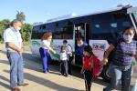 Niños venezolanos pasan la frontera para estudiar en Cúcuta
