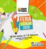 Feria Escolar 2020 en Cúcuta