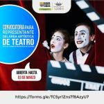 Elegirán representante de teatro al Consejo Municipal de Cultura en Cúcuta