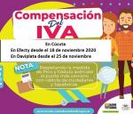 Nuevamente pagan en Cúcuta devolución Iva