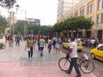 Setenta y dos nuevos casos de Covid19 en Colombia llegando a 378