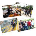 Alcaldía de Cúcuta entrega obras en corregimiento Buena Esperanza