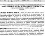 Alerta roja en Ucis de Cúcuta y cierre temporal en alcaldía